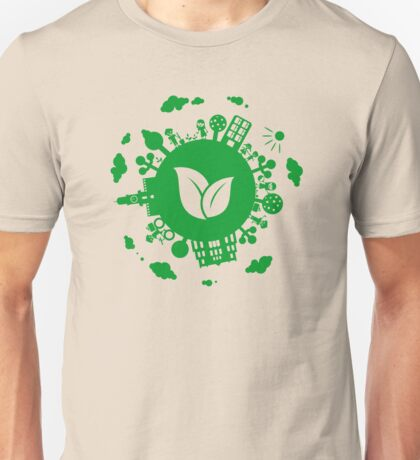 Grow (Oxfam Contest) T-Shirt
