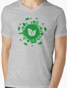 Grow (Oxfam Contest) Mens V-Neck T-Shirt