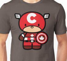 Chibi-Fi Captain Canada Unisex T-Shirt