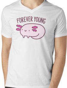 Adorable Axolotls Mens V-Neck T-Shirt