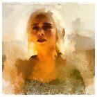 Daenerys Targaryen by markw123