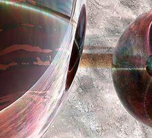 Spheroids #1 by Benedikt Amrhein