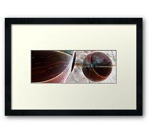 Spheroids #1 Framed Print