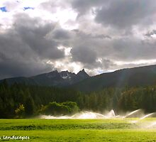 Watering the lowland by Erykah36