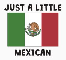 Just A Little Mexican Baby Tee