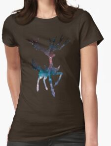 Xerneas used geomancy Womens Fitted T-Shirt