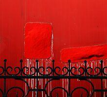cuts & bandaids by Nikolay Semyonov