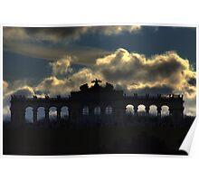 Vienna - Schönbrunn castle Poster