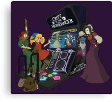Arcade of the Necrodancer Canvas Print