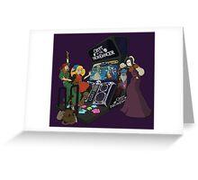 Arcade of the Necrodancer Greeting Card