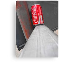 cola rails Canvas Print
