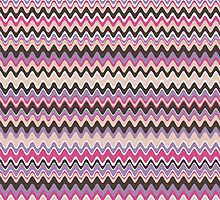 Wave Chevron by ChunkyDesign