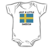 Just A Little Swedish One Piece - Short Sleeve