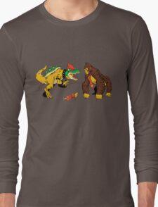 Boss vs Kong Long Sleeve T-Shirt