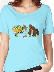 Boss vs Kong Women's Relaxed Fit T-Shirt