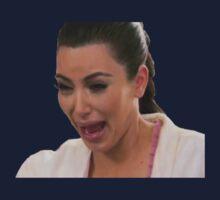 Kim Kardashian Crying One Piece - Long Sleeve