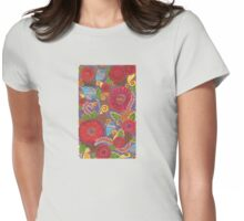 Number 6 Womens Fitted T-Shirt