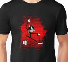 Ninja cow 2 Unisex T-Shirt