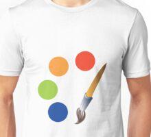Let's paint! Unisex T-Shirt