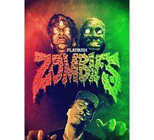Flatbush Reptilians Zombies Photographic Print