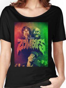 Flatbush Reptilians Zombies Women's Relaxed Fit T-Shirt