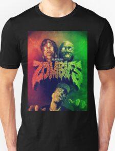 Flatbush Reptilians Zombies T-Shirt