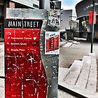Main Street - U.C. by Alex Baker