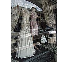 Window Dressing Photographic Print