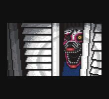 Five Nights at Freddy's 4 - Pixel art - Nightmare Mangle Kids Clothes