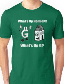 Homie G Black shirt Unisex T-Shirt
