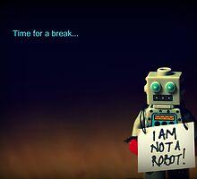 I (not) Robot by cherryamber
