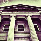 The Van Wormer Library - U.C. by Alex Baker