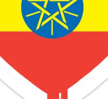 ETHIOPIAN BLEEDING HEART Sticker