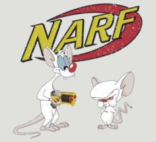NARF - Pinky and the Brain by oawan