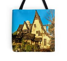 The Witch's House in Beverly Hills Tote Bag