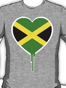 JAMAICAN BLEEDING HEART T-Shirt