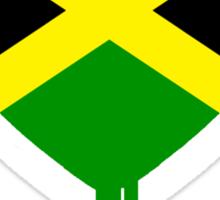 JAMAICAN BLEEDING HEART Sticker