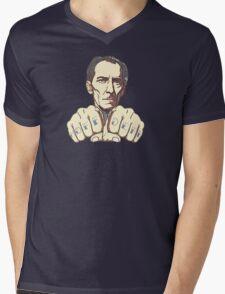 Moff Deff Mens V-Neck T-Shirt