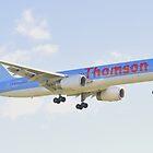 Thomson 757 by merlin676