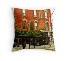 """Sail way with Me...part 3 """"The Hideout"""" Throw Pillow"""