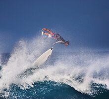 Pipeline Surfer 2 by Alex Preiss