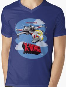 X-Wing! Mens V-Neck T-Shirt