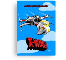 X-Wing! Canvas Print