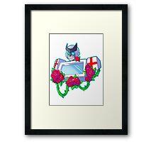 G1 Ratchet Framed Print