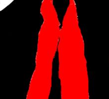 Little Reds- cloak Sticker