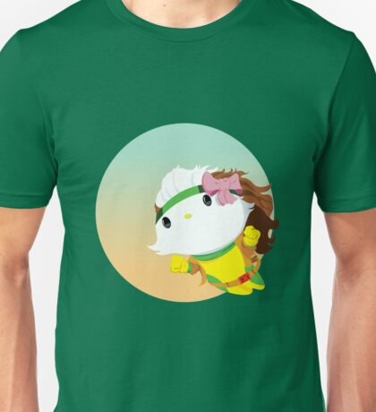 Sweet and Tough Unisex T-Shirt
