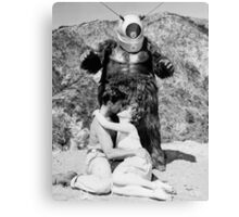 Space Gorilla??  King of B Movie Aliens Canvas Print