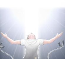 Power in Christ! Sticker