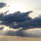 Rays From The Sky by Omar Dakhane
