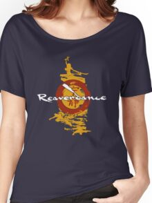 Reaverdance Women's Relaxed Fit T-Shirt